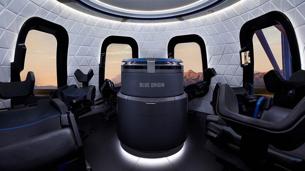 ท่องเที่ยวอวกาศ กับ Blue Origin มีตั๋วเพียงแค่ 6 ใบเท่านั้น