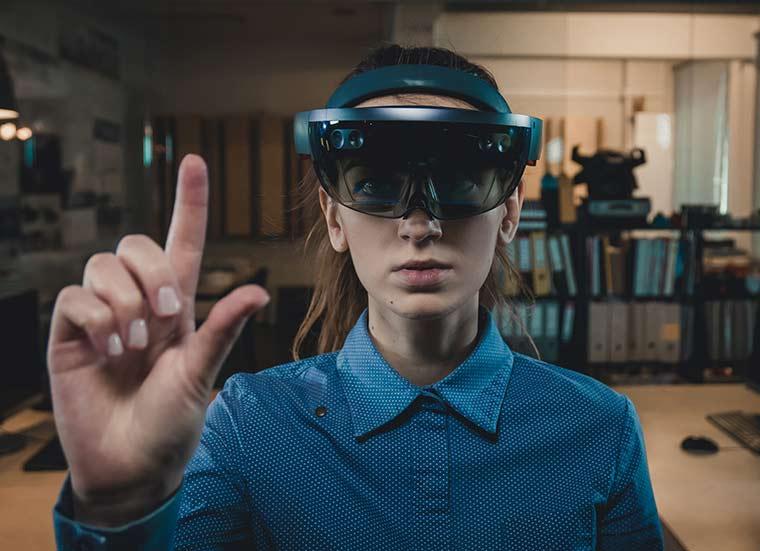 เทคโนโลยี AR VR MR