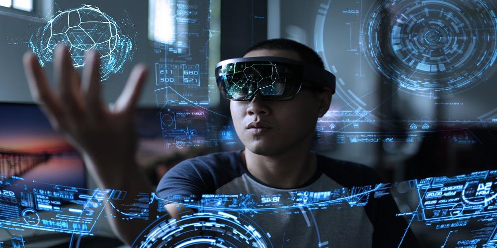 เทคโนโลยี AR VR MR โลกเสมือนจริง