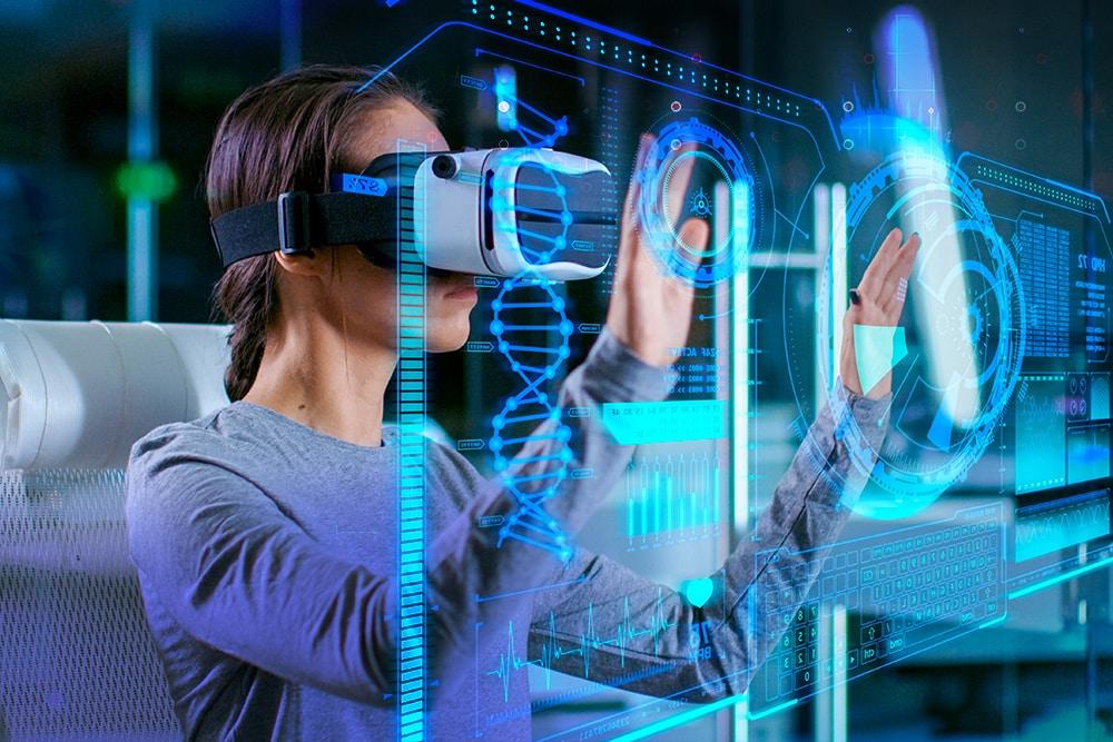 เทคโนโลยี AR VR MR คืออะไร