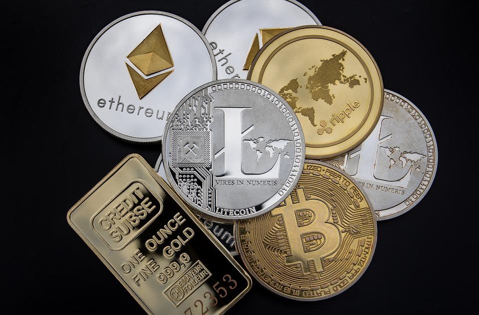 สกุลเงินดิจิตัล Cryptocurrency -สกุลเงินที่มีมูลค่าสูง